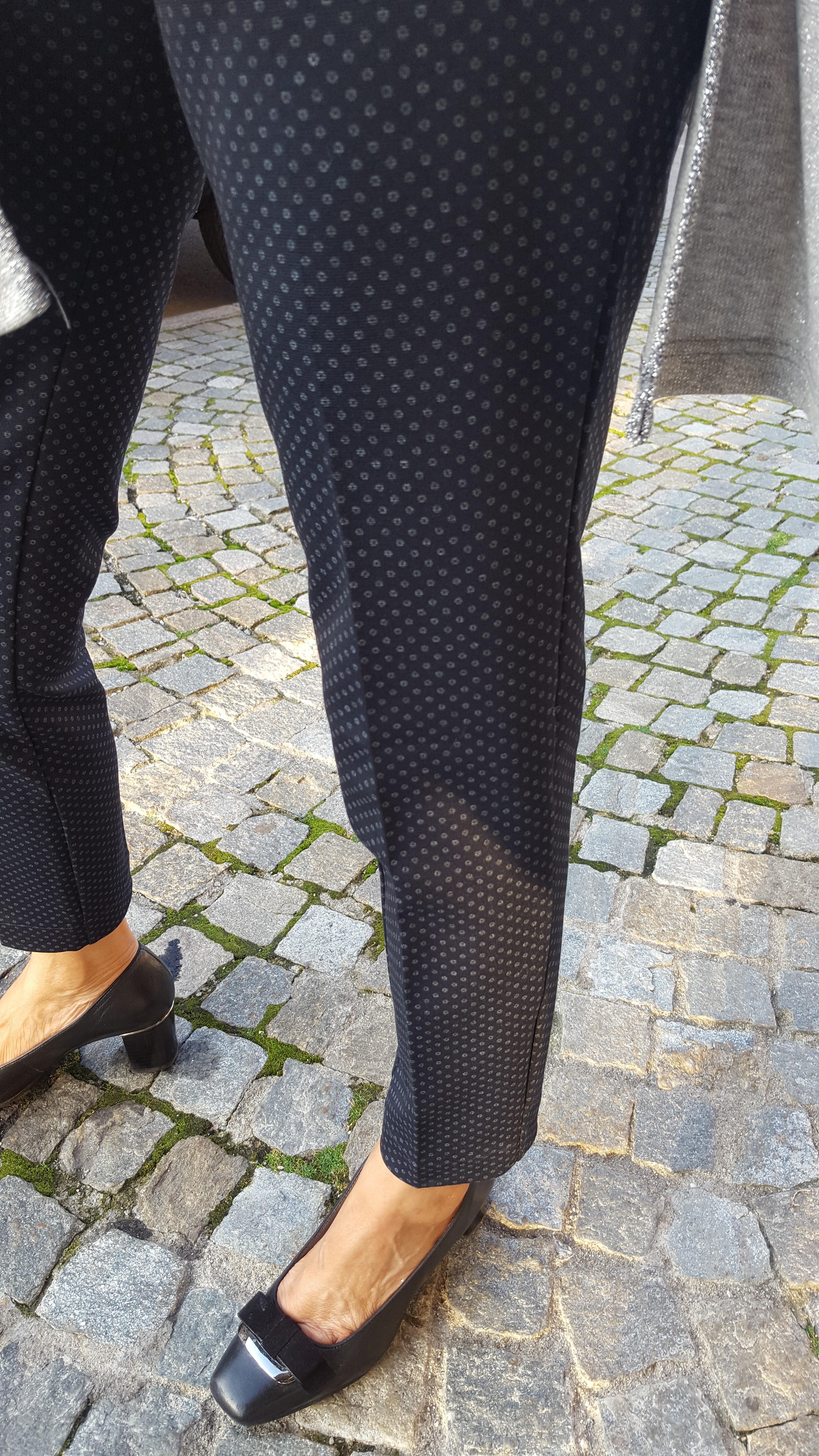 salvare db1f8 927c5 Pantaloni Ragno in micro fantasia – Festa Mario